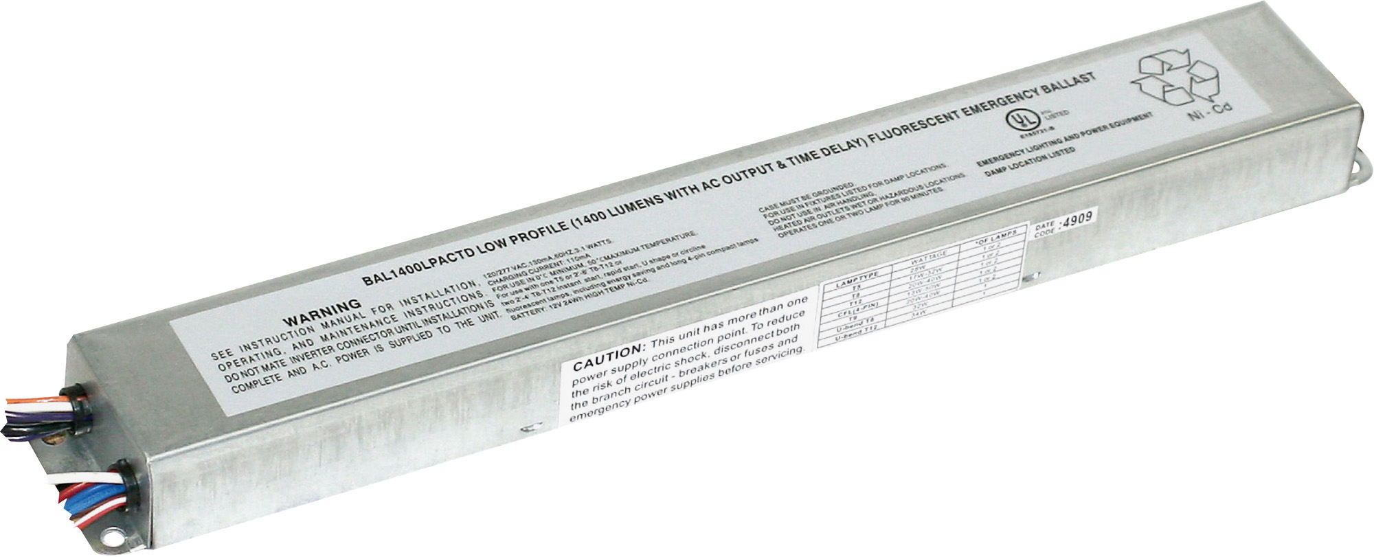 BAL1400-LPACTD